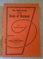 An Approach To The Book Of Mormon Course Of Study Melchizedek Priesthood 1957
