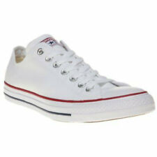 Converse Unisex Chuck Taylor All-Star low Optical-White Casual Dress M7652