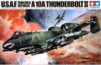 Tamiya 61028 1/48 Model Aircraft Kit Fairchild Republic A-10A Thunderbolt II