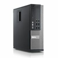 Dell Quad Core i5 3.10GHz Desktop Computer 1TB | 8GB | Windows 10 Pro