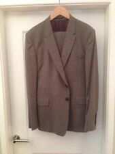 Wool Blend Check Suits & Tailoring for Men