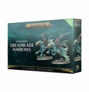 Warhammer - Nighthaunt Dreadblade Harrows - Age of Sigmar 71-15 BNIB