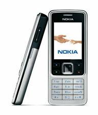 Nokia 6300 - Silber (Ohne Simlock) Handy 2MP Kamera MP3-Player Mobiltelefon