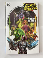 Justice League Odyssey volume 1: The Ghost Sector - DC Comics TPB Graphic Novel