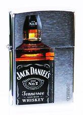 Zippo  Jack Daniels Bottle    Neuware in der original Box