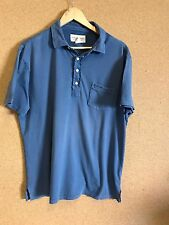 Ralph Lauren Denim And Supply Blue Polo Shirt Large A2
