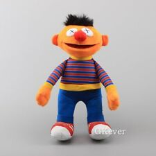 NEW Fashion Sesame Street Ernie Plush Toy Stuffed Doll Toy Pillow 16'' Cool Gift