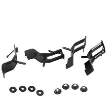64 65 66 67 El Camino Tail Gate Top Molding Clips Hardwares Kit/ 4 Set M1383HCP