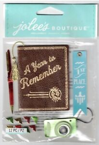 JOLEE'S BOUTIQUE YEARBOOK DIMENSIONAL STICKERS BNIP