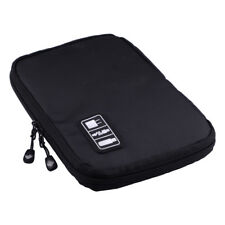 Portable Travel Nylon Storage Bag Organizer Fit For Electronic Accessories