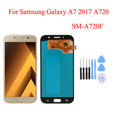 LCD Digitizer Touch Screen Display For Samsung Galaxy A7 (2017) A720F A720F/DS