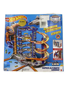 Mattel FML03 Hot Wheels Super Ultimate Garage Playset