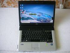 Fujitsu S710 Notebook PC i3 370 4gb DDR3 160gb HDD Win 10 ricondizionato smart