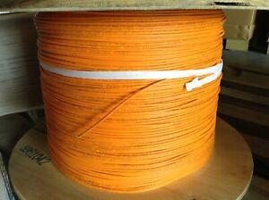 Commscope Optical Fiber Cable Type DFNR  C(ETL) Fiber optic riser 6F MM- Orange