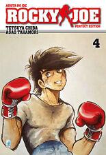 Manga - Star Comics - Rocky Joe Perfect Edition 4 - Nuovo !!!