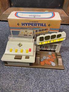 Vintage Casdon Hypertill 1960/1970s Toy Till Cash Register