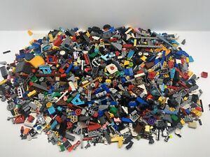 LEGO Mixed Various Bricks Parts Accessories Wheels Bundle Joblot 1.9kg