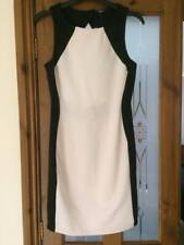 'NEW LOOK' BNWT ladies black/nude occasion dress UK SIZE 12 NEW