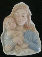 San Francisco Music Box Mary & Baby Jesus Mother & Child Musical Figurine