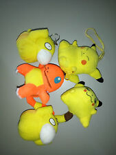 Pokemon Plushie Key Chain Soft Toy