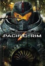 """Pacific Rim"" Sci-fi Movie starring Charlie Hunnam on Dvd"