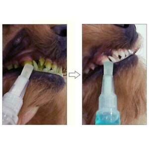 Pet Teeth Cleaning Repair Tubes Kit Dog Tartar Dental 2021 NE Cleaning
