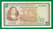 South Africa 10 Rand (1966) P113a UNC