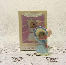 Hallmark Keepsake Springtime Bonnets 95 Easter Bunny Collection Handcrafted Mib