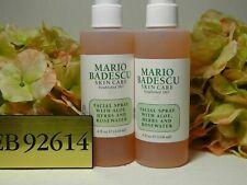 2 x Mario Badescu Facial Spray Mist with Aloe Herbs Rosewater 4oz Each****NEW