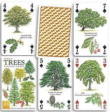 Trees Set of 52 Playing Cards Jokers (hpc)