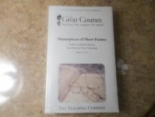 Masterpieces of Short Fiction (2008, Paperback) NEW
