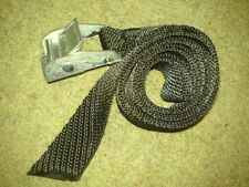 25mm Cam Buckle strap 1mtr Tie Down Luggage, Bouncy Castle, Roof Rack, Lashing