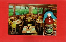O'BRIENS Toss Salad Dressing Bottle,Waverly,NY America's Most Scenic Dining Room