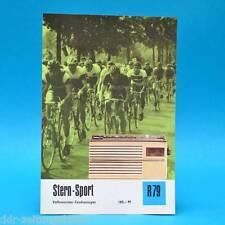 Stern-Sport Volltr.-Taschensuper 1970 | Prospekt Werbung DEWAG Werbeblatt R79