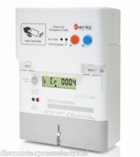 MP21-RFID Prepayment Electricity Card Meter For Landlord Flat House Property