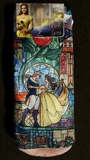 🌹Beauty and the Beast Socks No-Show Ankle 3 Pair Size 9-11 Disney