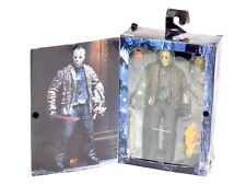 """Neca Freddy Vs Jason Ultimate Jason Voorhees 7"""" Action Figure Friday the 13th"""