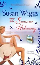 The Summer Hideaway (The Lakeshore Chronicles, Book 7) - New Book Wiggs, Susan
