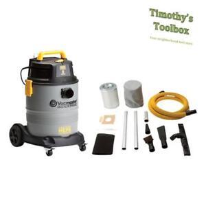 Vacmaster 8 Gallon HEPA Filtration Certified Vacuum