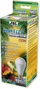 JBL Reptil LED Daylight 12W- LED Tageslichtlampe mit Vollspektrum für Terrarien
