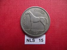 IRELAND (ÉIRE). 1967 HALF CROWN #NLS15