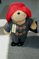"Vintage Paddington Bear 14"" Boots - Darkest Peru to London England Eden Toys"