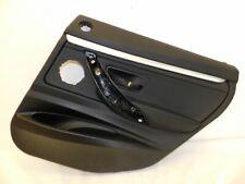 Bmw 3 Gran Turismo (F34) Garniture de Porte Arrière Droite Cuir Dakota Noir