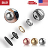 Metal Decompression Toy Finger Gyroscope Rotating Gyro Desk Ball Kinetic gift