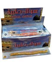 20 sticks of sewak/siwak/miswak/meswak taybah natural islamic toothbrush
