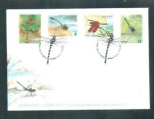 Taiwan RO China 2000 Dragon 4v Stamp on fdc
