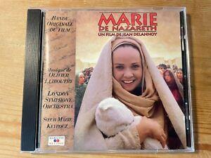 MARIE DE NAZARETH (Olivier Lliboutry) OOP 1995 Score Soundtrack OST CD EX
