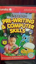 Pre-Writing & Computer Skills Ages 2-5 PC GAME - FREE POST