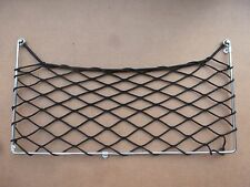 Vintage Mercedes 300CD W123 Seat Rear Cargo Net OEM 1985