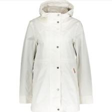 Hunter Smock Waterproof Cotton Mac Jacket Size XS S XL RRP 175 White BNWT